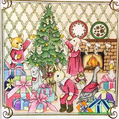 Kanoko Egusa's Menuet de Bonheur - Bunny Christmas