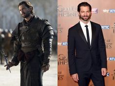Daario Naharis – Michiel Huisman - Game of Thrones-Personages en hun Alterego's - Nieuws - Actueel