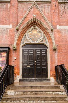 Berkeley St. – Wesleyan Methodist Church – Toronto