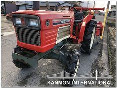 UsedJapaneseTractors.jp : YANMAR YM2202D 4WD Outdoor Power Equipment, Japanese, Tractors, Japanese Language