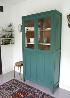 Vintage Home Furniture Cupboards Ideas House Design, Home, Home Furniture, Vintage House, Upcycled Furniture, Home Deco, Painted Cupboards, Furniture Makeover, Armoire