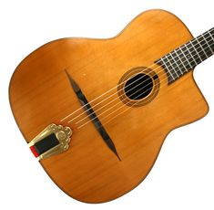 Archtop Guitar, Guitars, Gypsy Jazz, Two By Two, Music Instruments, Antiques, Antiquities, Antique, Musical Instruments