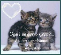 Oggi è giorno speciale, è il tuo compleanno! Auguri! - ツ Auguri di Buon Compleanno - Tanti Auguri a Te ツ