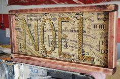 Check out this item in my Etsy shop https://www.etsy.com/listing/494074655/noel-christmas-wooden-sign