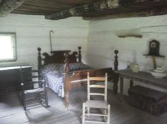 The Hermitage Andrew Jackson Home | The Hermitage, Home of President Andrew Jackson: Inside the slaves ...