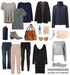 Moodboard –Japan in Spring | Sew DIY