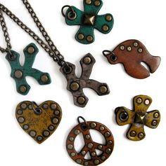 Resultado de imagen para leather jewelry