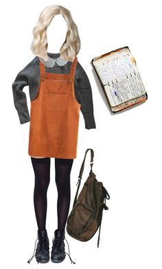 """""""Dreamy"""" by thewitchishere on Polyvore featuring Leg Avenue, American Apparel and Peek"""