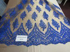 Magnificent French design bridal wedding by KINGDOMOFFABRICS