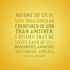 elder+holland+quotes | Photo: Another Elder Holland quote from one of my favorite talks from ...