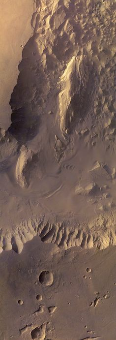 Late Afternoon in Juventae Chasma - Mars Express | by jccwrt