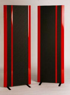 Magnepan flat panel speakers
