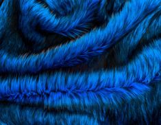 Cobalt Fake Fur Faux Fur Fabric by the Metre / Yard – Warehouse 2020 Fake Fur Fabric, Fabric Suppliers, Faux Fur Pom Pom, Cobalt, Fur Clothing, Yard, Fur Coats, Pom Poms, Warehouse