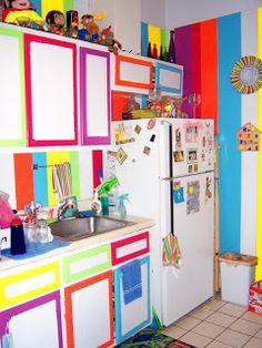 Https Www Pinterest Com Kaliblu26 Colorful Kitchen