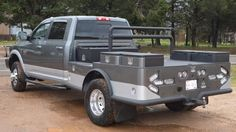 Pipeline Welding Truck Beds   custom bed used welding bed 4 sale contact for more information 1 866 ...