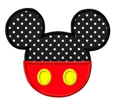 Mouse Embroidery Designs INSTANT DOWNLOAD by AppliquesByMe on Etsy