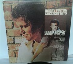Bobby Vinton Greatest Hits 2xLP Roses Are Red/Blue Velvet Pop Vocal BG 33767 EX #PopVocal
