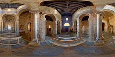 La iglesia Visigoda de San Pedro de la Nave se encuentra situada en la localidad del Campillo, término municipal de San Pedro de la Nave-Almendra, en la provincia de Zamora. Fue declarada Monumento Nacional el 22 de abril de 1912... El Templo se remonta a finales del S.VII , pues debió construirse entre los años 680 y 711, es decir, en los años previos a la conquista musulmana, por lo que puede tratarse de una de las ultimas obras del arte visigodo...