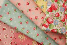 Lecien Old New 30s collection fabric stash