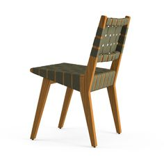 Risom Outdoor Side Chair   Knoll
