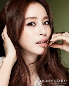 Kim Tae Hee - Marie Claire Magazine January Issue '13