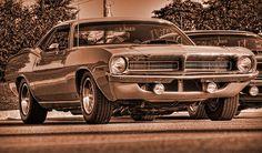 1970 Plymouth Hemi 'Cuda #JustHowILikeIt,BulkyInTheFrontRatherThanNarrow