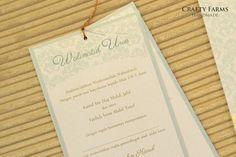 Wedding Card Malaysia | Crafty Farms Handmade : Malay Wedding Invitation