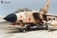 Gulf War 20th Tornado GR.1 Part 2 - Global Aviation Resource