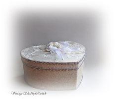 Caja de tarjeta de boda. Corazón en forma de caja de la tarjeta. Caja de la tarjeta de boda. Caja de soporte del dinero. Caja de tarjeta hecha a mano. Caja de tarjeta personalizada. Caja de la boda.