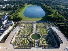 101 Versailles, Orangerie Parterre and Piece de Suisse