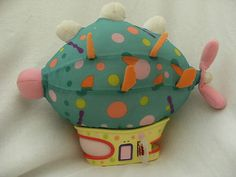 IN THE NIGHT GARDEN PINKY PONK MUSICAL SOFT TOY HASBRO