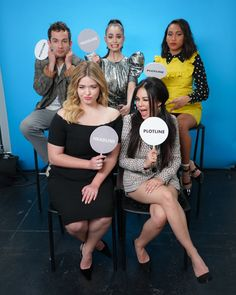 We have way too much fun together. Day two of press with these in the books. Pll, Pretty Litle Liars, Sasha Pieterse, Janel Parrish, Actors & Actresses, Tv Shows, Celebs, People, Beautiful