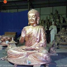 Đúc Tượng Phật Bằng Đồng Uy Tín Cho Đền Chùa - Đồ đồng Bảo Long