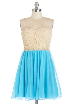 Sea to Shining Chic Dress, #ModCloth