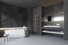 ISAN Melody Echo - designový, koupelnový radiátor. Netradiční asymetrický topný žebřík s možností teplovodního, elektrického i kombinovaného provozu. I přes netradiční tvar se jedná o velmi praktický koupelnový doplněk. Designer Radiator, Bathroom, Bathtub