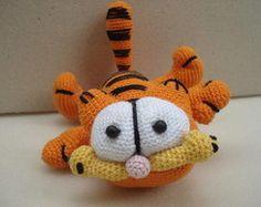 Garfield em croche