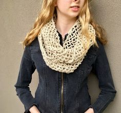 Crochet Cowl Free