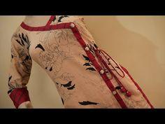 Trendy Side Dori Kurti Cutting And Stitching Easy Method Simple Kurti Designs, Fancy Blouse Designs, Kurta Designs Women, Neck Designs For Suits, Neckline Designs, Designs For Dresses, Salwar Kameez Neck Designs, Kurta Neck Design, Stylish Kurtis Design