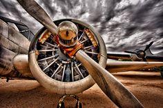 Airplane Graveyard, Pima Air & Space Museum, Tucson, Arizona