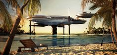 1 | An Underwater Hotel For When The Seas Are Too Damn High | Co.Exist: World changing ideas and innovation