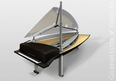 Designing and manufacturing acoustic pianos, including custom made instruments. Sound Of Music, Music Is Life, Good Music, Piano Art, Piano Music, Upright Piano, Piano Keys, Music Stuff, Musical Instruments