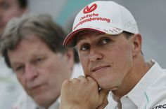 BREAKING NEWS: Schumacher To Begin Process of 'Waking Up' From Coma!!! YES SCHUMACHER!!! Hit the image for details...