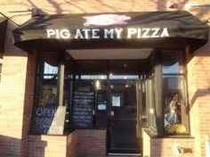 pig ate my pizza - Golden Valley