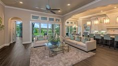 Cartwright - Winding Creek by Standard Pacific Homes | Zillow