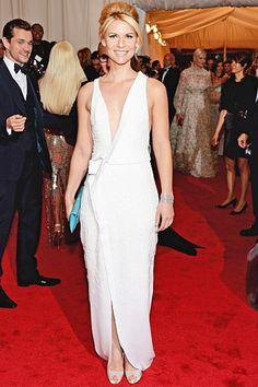 Claire Danes Met Gala 2012