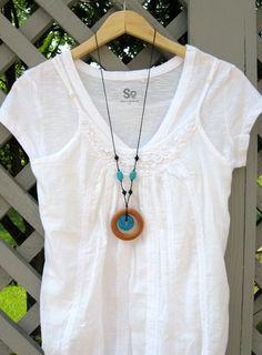 Nursing necklace...i need one of these