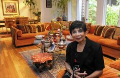 My aunt/the Bday Girl in 3wks Dr. Fe's dream house museum in ☼The Baltimore Sun☼