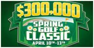DraftKings ran their 1st and biggest Masters Fantasy Golf contest for the $300K Spring Golf Classic
