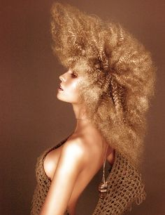 Wella Professional's 2012 Trend Vision Finalists Announced! YOUNG TALENT: Beck Clayton