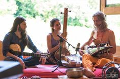 The Song of the Butterfly [Hungary 2014] HD - While attending Everness Festival in Hungary we were invited by artist Istvan Sky Kék Égto to visit his Surya Sangíta Asram. There four beautiful souls met together and by improvising created the musical adventure you are witnessing now. Music made by Collaboration of: Istvan Sky Kék Ég, Estas Tonne, Pablo Arellano, Indrė Kuliešiūtė. Video made by Geri Dagys